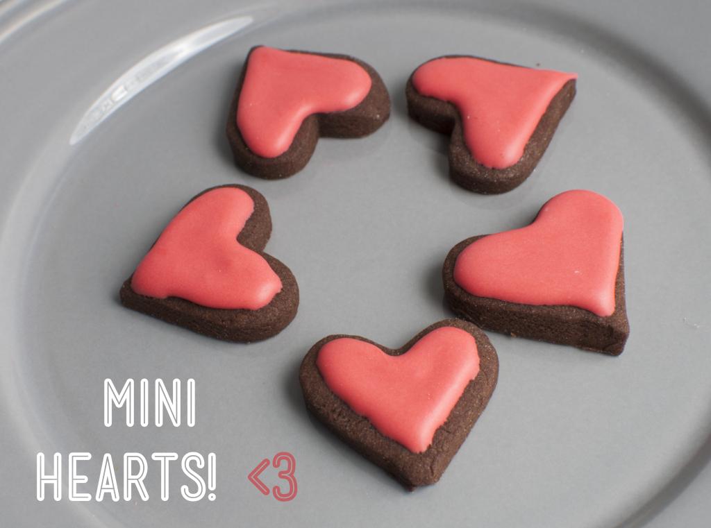 minihearts