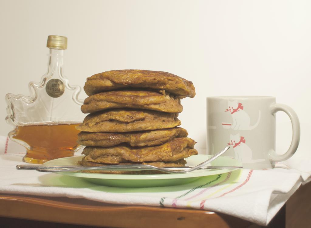 pancakesonchair