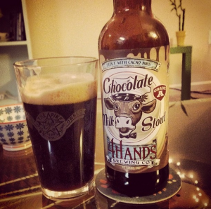 4hands choc stout