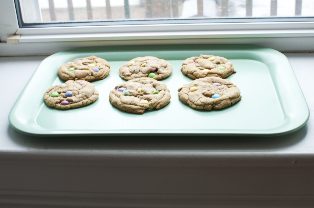 {Windowsill cookies!}